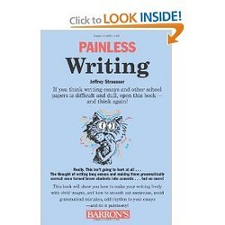 Painless Writing Barron s Painless Series Paperback