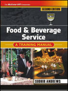 Food Beverage Service A Training Manual