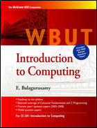 Introduction To Computing WBUT