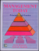 Management Today Principles And Practice