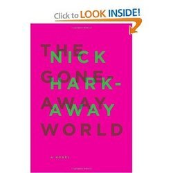 The Gone-Away World Deckle Edge Hardcover