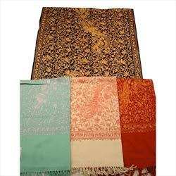 Embroidery Shawls & Scarves