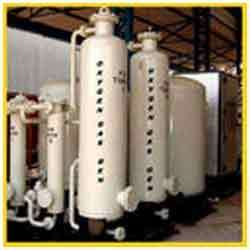 Oxygen Gas Plants