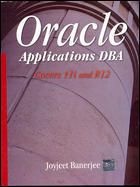 Oracle Applications DBA