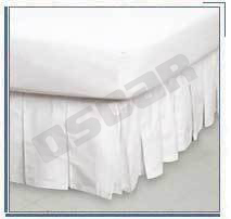 Cotton Bed Skirt