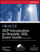 OCP Introduction to Oracle9i SQL Exam Guide