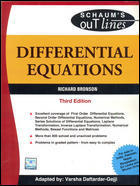 Differential Equations Schaums Outline Series