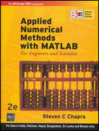 Applied Numerical Methods With Matlab For Engineers
