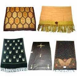 Shawls, Stoles, Scarves and Muffler
