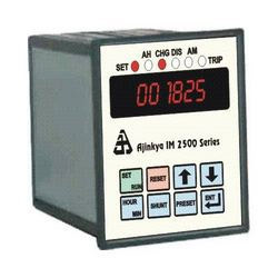 Battery Monitoring Ampere Hour Meters