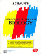 3 000 Solved Problems In Biology