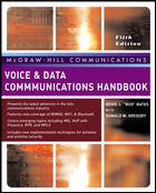 Voice Data Communications Handbook