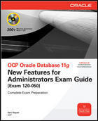 OCP Oracle Database 1G