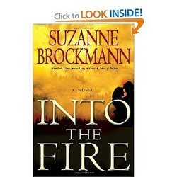 Into The Fire Troubleshooters Book 13 Hardcover