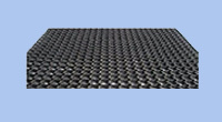 Rubber Hollow Mats