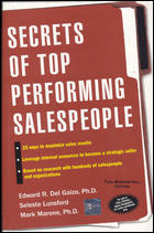 Secrets Of Top Performing Sales People