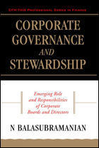 Corporate Governance And Stewardship