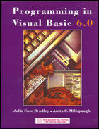 Programming In Visual Basic 6 0 With Working Model CD-ROM