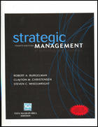 Strategic Management Of Technology Innovation