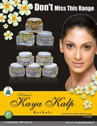 Ayurvedic Gold Collection Cosmetic Product