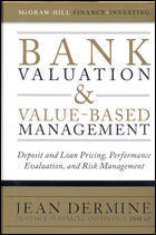 Bank Valuation And Value- Based Management