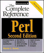 Perl The Complete Reference
