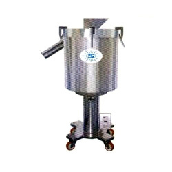 Pharmaceutical Deduster & Deburring Machine