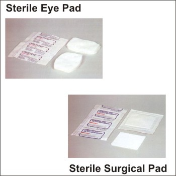 Sterile Eye Surgical Pad