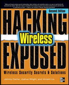 Hacking Exposed Wireless Second Edition