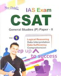 IAS Exam CSAT General Studies P Paper-II Vol-1