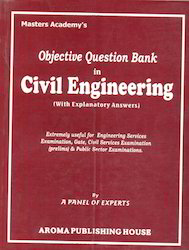 Objective Question Bank in Civil Engineering