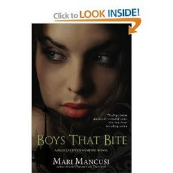 Boys That Bite A Blood Coven Vampire Novel 
