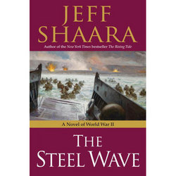 The Steel Wave A Novel of World War II Hardcover