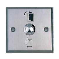 Access Control Switches - Exit Switch, No Touch Exit Sensor , Door Release Button , Egress Switch