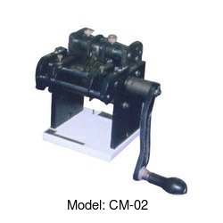 Component Forming Machine Manual