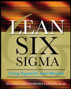 Lean Six Sigma Using Sigma XL And Minitab