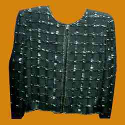 Ladies Beaded Jackets
