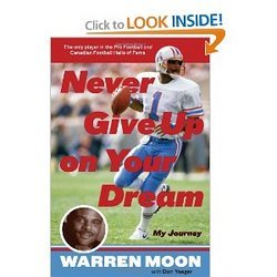 Never Give Up On Your Dream My Journey Hardcover