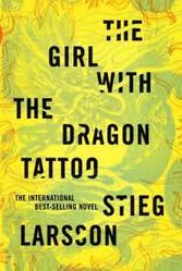 The Girl With The Dragon Tattoo Deckle Edge Hardcover