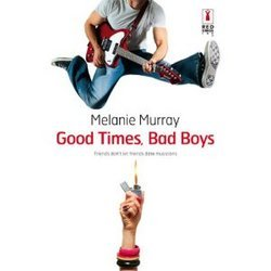 Good Times Bad Boys Red Dress Ink Paperback