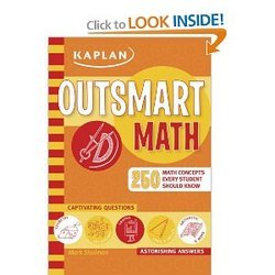Outsmart Math Kaplan Outsmart Paperback