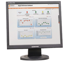 Supply Performance Dashboard Software