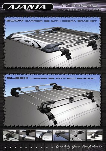 Roof Rack & Steel Luggage Carriers
