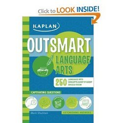 Outsmart Language Arts Kaplan Outsmart Paperback
