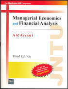 Managerial Economics Financial Analysis JNTU