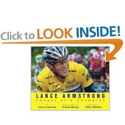 Lance Armstrong Images Of A Champion Paperback