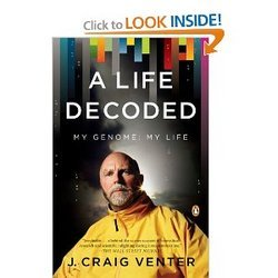 A Life Decoded My Genome My Life Paperback