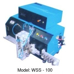 Wire Sizing -Stripping and Crimping Machine