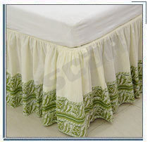 Border Bed Skirts