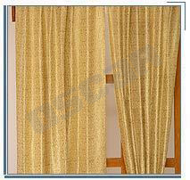 Tanchoi Curtain